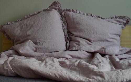 leinen bettw sche stone washed und vorgewaschen. Black Bedroom Furniture Sets. Home Design Ideas