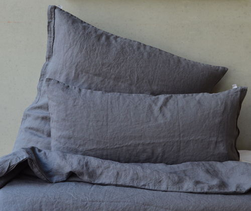 leinen bettw sche stone washed und vorgewaschene bettw sche. Black Bedroom Furniture Sets. Home Design Ideas